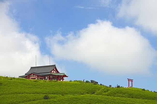 箱根駒ヶ岳 かながわの景勝50選 その7