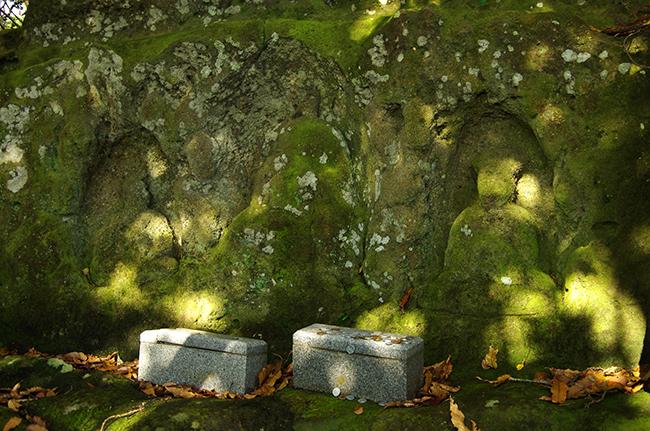 鎌倉十王岩の展望 かながわの景勝50選 その3
