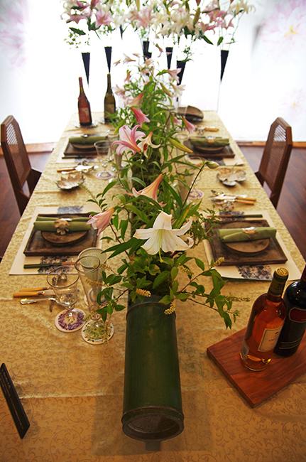 花と器のハーモニー2015 エリスマン邸-5
