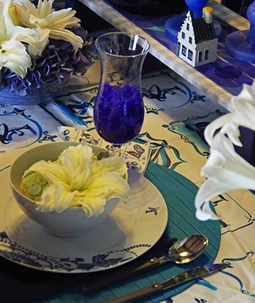 山手西洋館 花と器のハーモニー2015 (外交官の家)