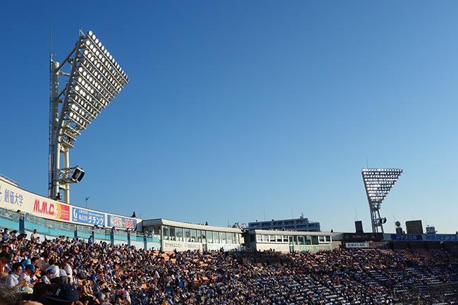 1507横浜スタジアム照明