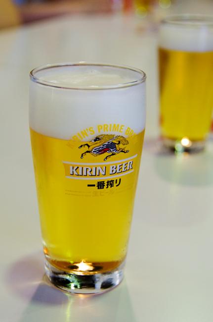 キリンビール工場見学-32