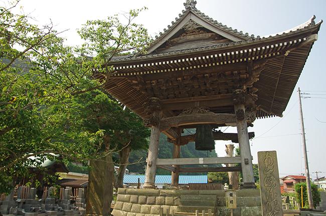 光明寺 鐘1508-3