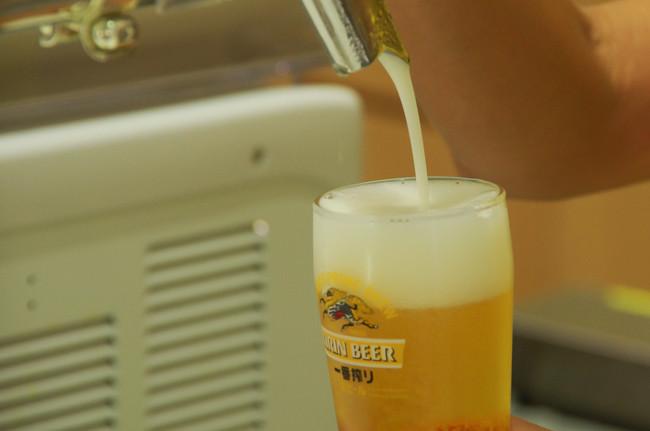 キリンビール工場見学 ビール発祥の地横浜で生まれる一番搾り
