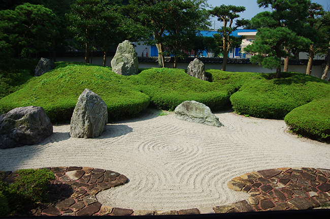 光明寺庭園1508