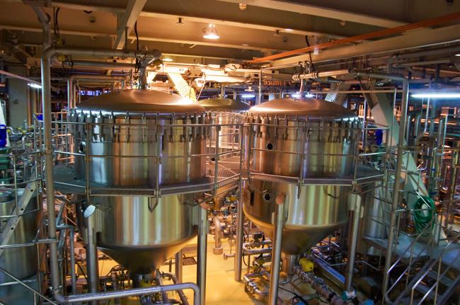 キリンビール工場見学-10