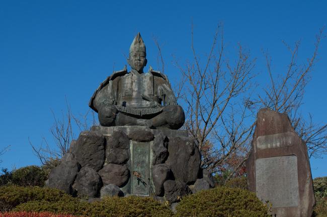 鎌倉源氏山公園の紅葉2015-7